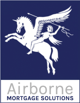 airborne mortgages logo